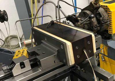 Filière D'Imprégnation De Fil Composite par ALM Industry à Courcelles en Belgique