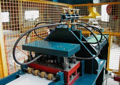 Machines De Fabrication De Boites À Lettres par ALM Industry à Courcelles en Belgique