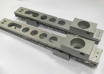 Pièces En Aluminium Anodisé par ALM Industry à Courcelles en Belgique