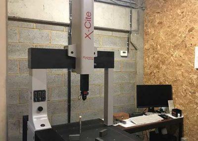 Machine De Mesure 3D Wenzel par ALM Industry à Courcelles en Belgique