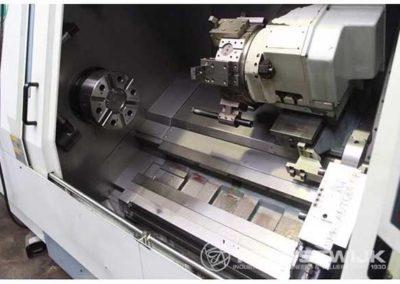 Tour Cnc 3 Axes Beglia 1200 M Avec Lunette Hydraulique Programmable par ALM Industry à Courcelles en Belgique