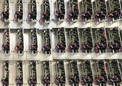 Pédales De Veille Pour Les Trains par ALM Industry à Courcelles en Belgique