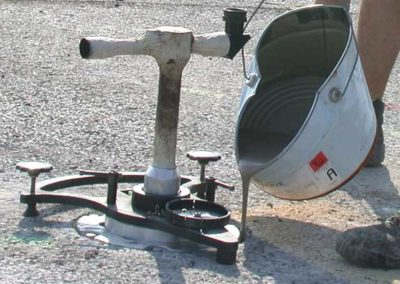 Viseurs Optiques Gabarits Alignement Feux Piste Atterrissage Conceptions Speciales par ALM Industry à Courcelles en Belgique